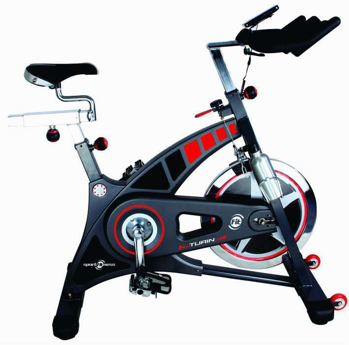 BICICLETA SPINNING TURIN SPORT FITNESS
