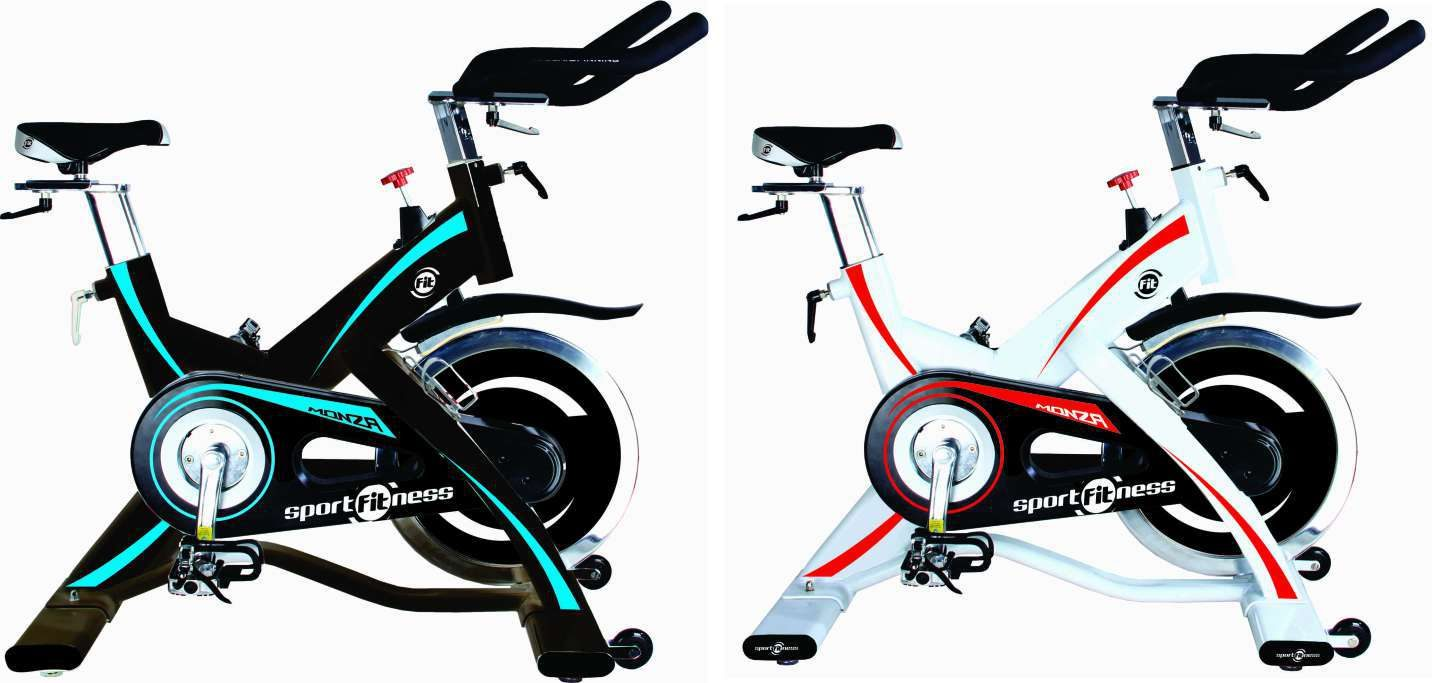 BICICLETA SPINNING MONZA SPORT FITNESS
