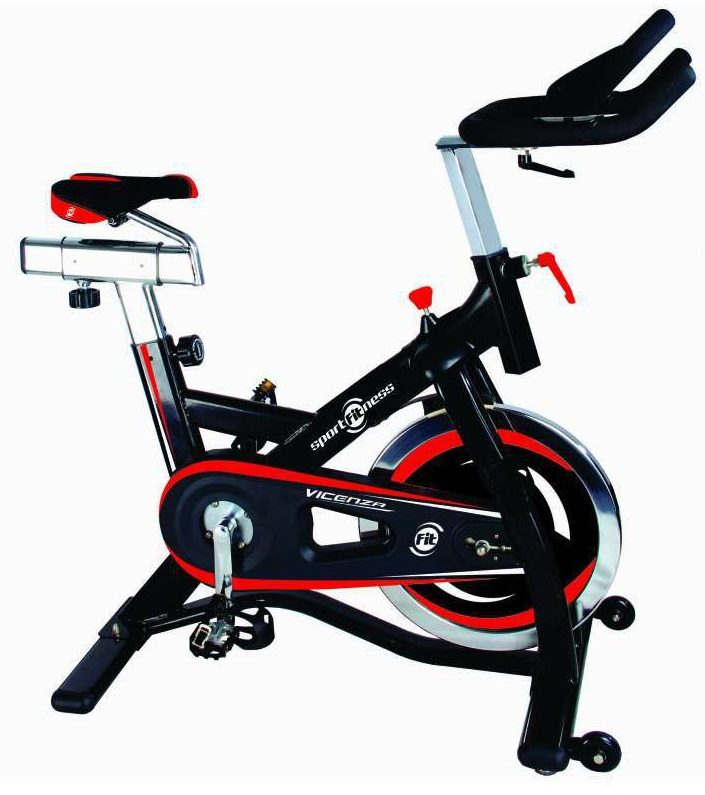 BICICLETA SPINNING VICENZA SPORT FITNESS