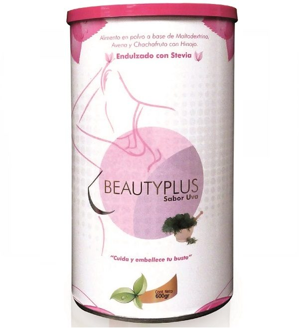 Beautyplus Mezcla Rica En Fitoestrogenos